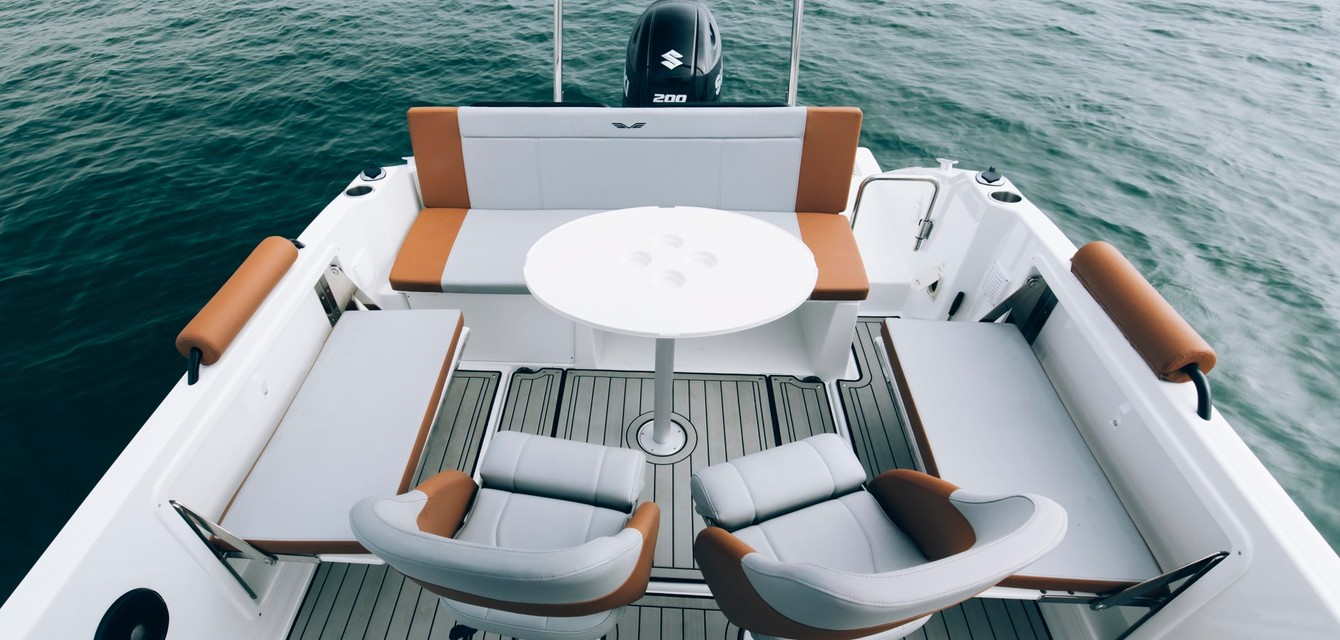 Beneteau Flyer 7 Space Deck